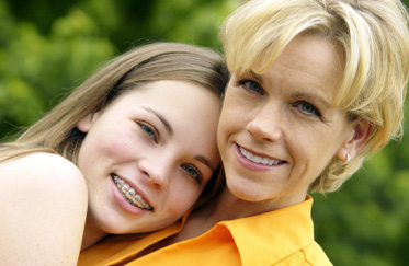adolescent-girl--with-mother